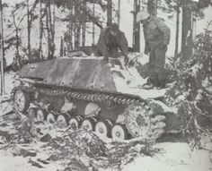 """Green Hell"".The Battle of the Hürtgen Forest - Captured or destroyed Jagdpanzer"