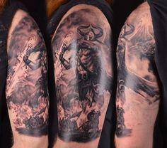 50  Cool Sleeve Tattoo Designs  <3 !