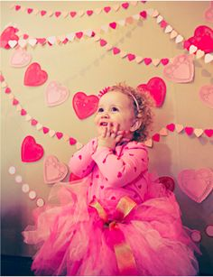 Budget Friendly Valentine's Party
