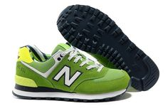 Buy New Balance 574 Womens White Green Shoes For Sale from Reliable New  Balance 574 Womens White Green Shoes For Sale suppliers.Find Quality New  Balance 574 ... af2da6efb9d9