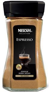Nescafe espresso