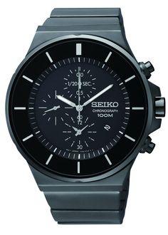 Me encanta este diseño nuevo de Seiko que pronto veréis en www.joyeriacardell.com