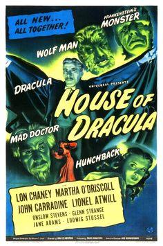 House Of Dracula....1945