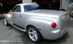 Chevy SSR I will have one someday Chevy Ssr, Plymouth Prowler, Sexy Cars, Pickup Trucks, Cars Motorcycles, Muscle Cars, Cool Cars, Classic Cars, Cod