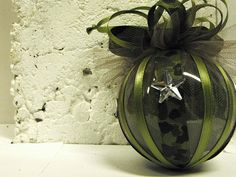 army christmas ornament | similar to Holiday Christmas ARMY Military Tree Keepsake Bulb Ornament ...