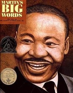 A picture book biography introduces the ideas and accomplishments of a gifted and influential speaker by using some of his own words to tell the story.