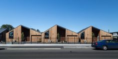 Mary Potter Apartments 01 850x425 Warren and Mahoney Design a Lovely 12 Home Community in Christchurch, New Zealand