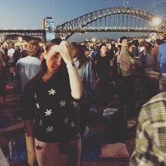 #sydneyharbourbridge #happynewyearseve #2016 by cherry.jiang http://ift.tt/1NRMbNv