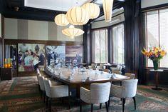 Hotel New York Rotterdam, boardroom Reuchlin