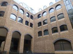 #London #architecture #building #bricks