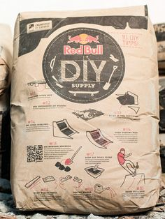 The Disciples of Concrete have a new God: The DIY Red Bull project... I Skate, Therefore I Am http://istia.tv