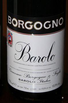 Borgogno Barolo Cannubi | http://www.snooth.com | #wine
