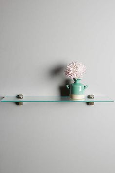 19.95$ brackets so separately Looking Glass Floating Shelf - anthropologie.com