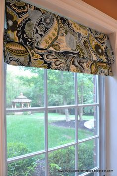 Evolution of Style: Faux Roman Shades