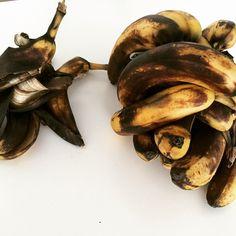 Super #ugly #banana stash. #Yummyinmytummy! 5 done few more to go.