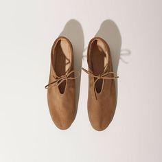 Martiniano / Suede Glove Slipper