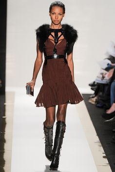 Hervé Léger by Max Azria Fall 2012 Ready-to-Wear - Collection - Gallery - Style.com