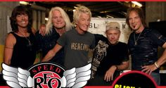 REO Speedwagon in concert, May 26th