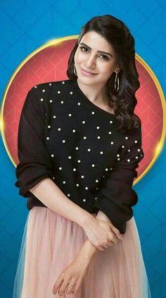 Samantha Images, Samantha Ruth, Baby Movie, Most Beautiful Bollywood Actress, South Actress, India Beauty, Actress Photos, Fashion Outfits, Women's Fashion