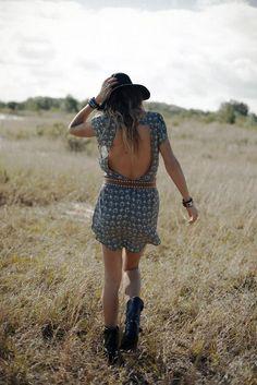» boho country » free spirit » wild west » boho dresses & cowboy boots »  free & wild » southwestern » gypsy soul » elements of bohemia »