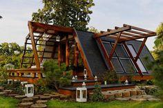 Casa modular ecoamigable SOLETA.
