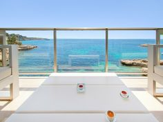 Beautifull apartment with sea view in Sant Agusti