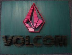 volcom 3D Verona, Trippy, Neon Signs, 3d, Art