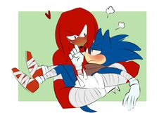 Sonic & Knuckles, Sonic Hedgehog, Sonic Funny, Dangerous Love, Sonic Fan Characters, Sonic And Shadow, Echidna, Daddy Issues, Tmnt