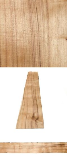 Other Wood and Project Materials 183160: Blackwood Wood Veneer 190.0Cm X 24.0Cm - 3 Sheets -> BUY IT NOW ONLY: $67.85 on eBay!