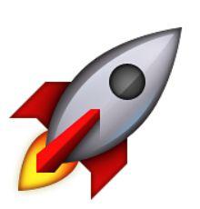 """Résultat de recherche d'images pour """"emoticone fusée"""""""