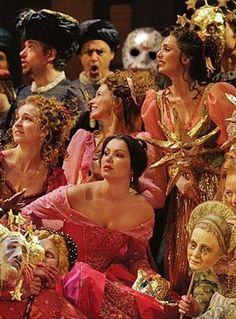 A scene from Gounod's Romêo et Juliette