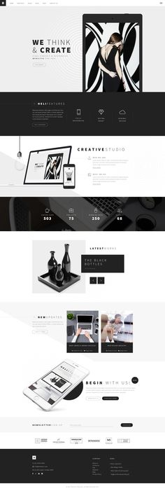Heli – A Creative Multipurpose PSD Template Heli is a minimal, creative Multipurpose WordPress Theme. Once you found Heli, you'll realize this is the monochrome WordPress Theme you are search...