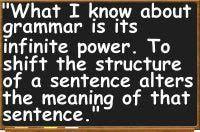 What Is Grammar - Descriptive and Prescriptive Grammar - Definitions of Grammar