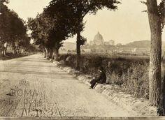 Roma sparita via alessandrina negli anni 1920 i miei for Ca roma volta mantovana