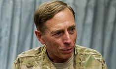 General Petraeus claims 'formidable enemy' ISIS cannot be defeated with military force alone and insists Iraqi army does have stomach for the fight