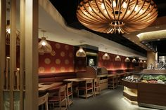Gyujin YOHO restaurant by STUDIO C8 CO, Hong Kong » Retail Design Blog