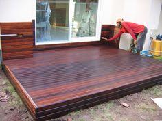 wooden deck  http://mugathai.com