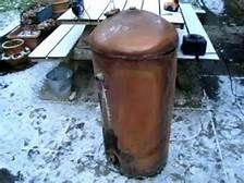 garden water feature utilising copper cylinder - Yahoo Image Search Results Water Tank, Water Garden, Water Features, Upcycle, Copper, Image Search, Images, Hot, Google