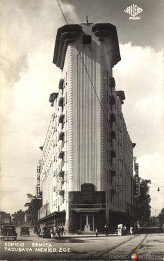 Old Pictures, Old Photos, Df Mexico, Classic Architecture, México City, Victoria, Mexico Travel, Skyscraper, Exterior