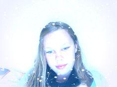 its snowing! inside?