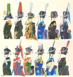 Наполеоновские войны --- Thread: Irregular units of the Russian army 1812