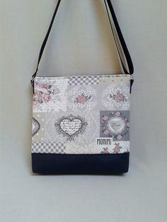 Monimi Design - kézműves táskák női táska készítőLovely-bag női táska ·  Éljen a szerelem! Gyönyörű romantikus b81c11eb61