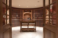 Heaven? - Wine Cellar by Jordan McCullough, via Flickr