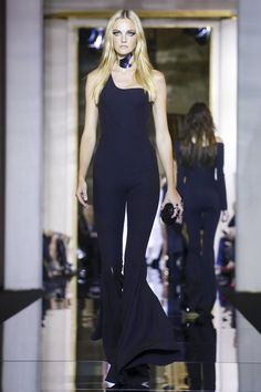 Versace Couture Spring Summer 2015 Paris - NOWFASHION