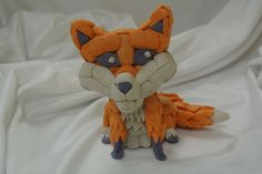 What does the Fox say? Use Magic Nuudles to create your very own Fox!  get them from http://www.magicnuudles.com  get more ideas from http://instagram.com/magicnuudles#