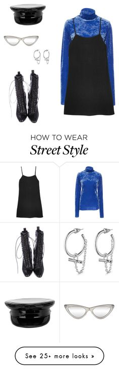 """026"" by crk-g on Polyvore featuring TIBI, Reformation, Giuseppe Zanotti, Manokhi and Eddie Borgo"