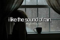 I totally that sound especially when I'm home behind the window nod smiling about how great my life is