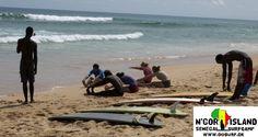 Yoff - Camp de surf - Ile de NGor - Dakar - Senegal