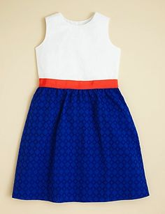 Brooks Brothers dress - color block clothes on redsoledmomma.com