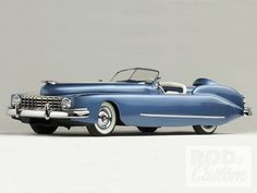 1950 Saturn Bob Hope Special (3/4 side view)